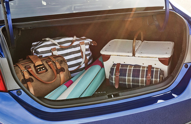 how much trunk space does the toyota corolla have. Black Bedroom Furniture Sets. Home Design Ideas