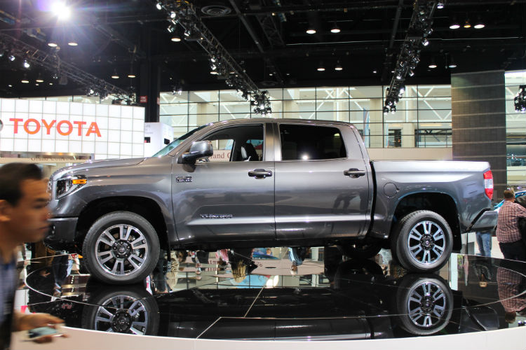 2018 toyota model chicago debuts rav4 adventure tundra and sequoia trd sport. Black Bedroom Furniture Sets. Home Design Ideas