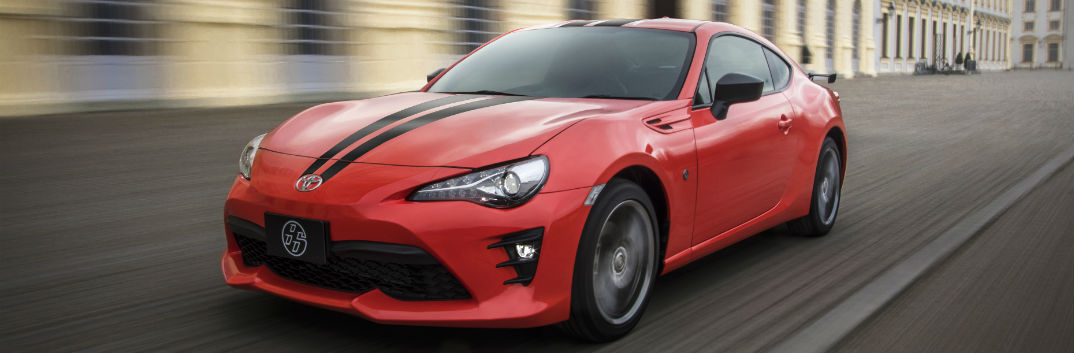 2017 Toyota 860 Special Edition of 86 sports car Rohrman Toyota