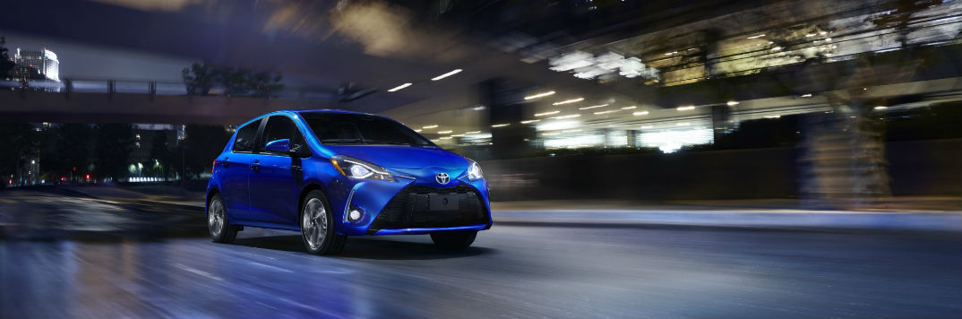 2018 Toyota Yaris release details specs and NY model debut
