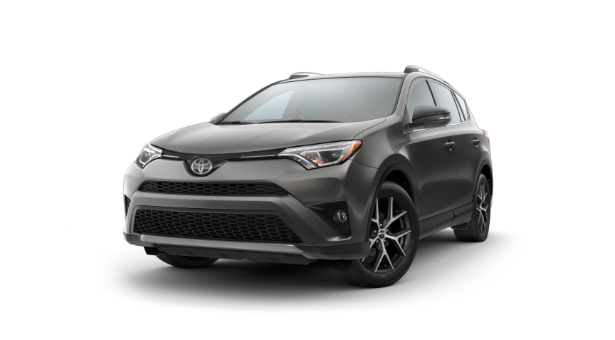 Exterior And Interior Color Choices 2017 Toyota Rav4