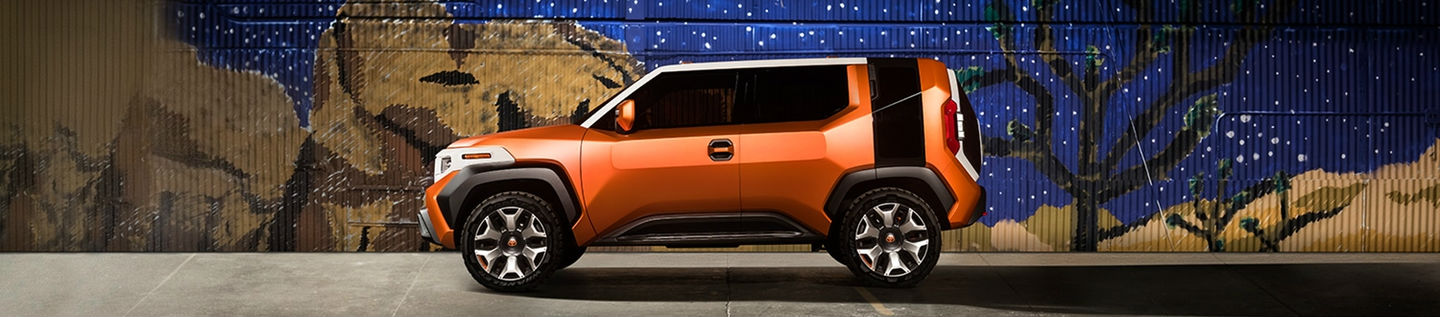 Bob Rohrman Used Cars Lafayette >> Toyota FT-4X Crossover Concept Features and Specs