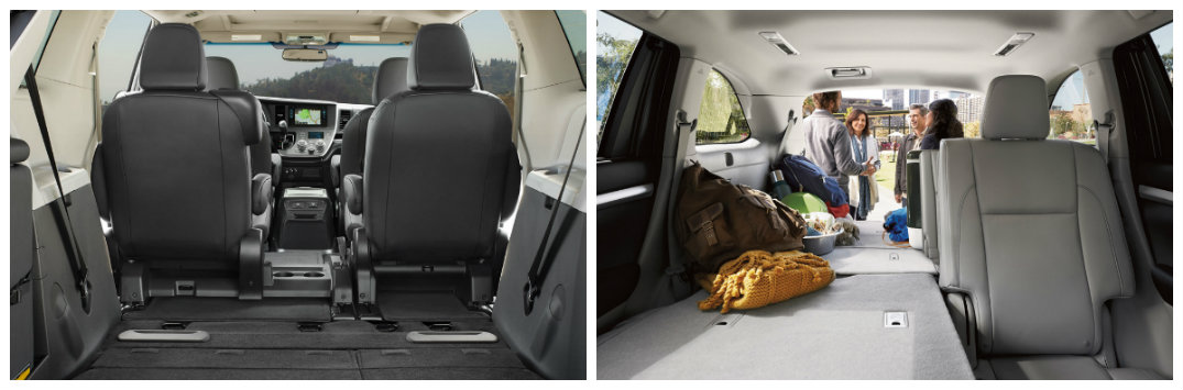 Dog-friendly features of Toyota models SUVs trucks cars rear hatch spacious interior nice ventilation