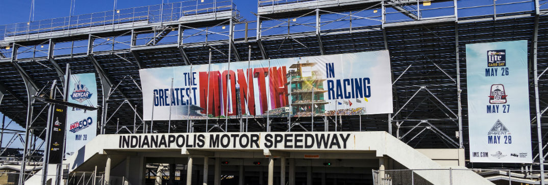 Indianapolis 500 racing event Memorial Day 2017 weekend activities for Muncie and Indy IN