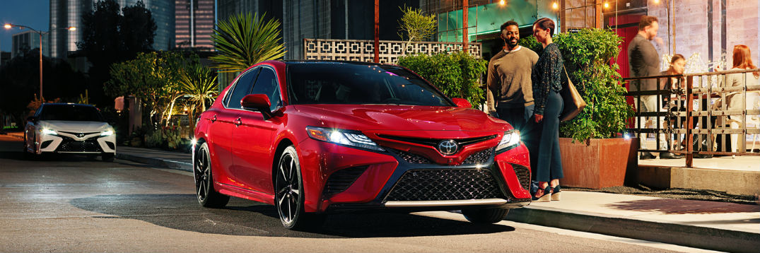 2018 Toyota Camry and Toyota New Global Architecture benefits