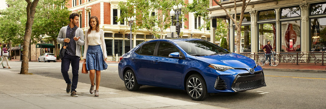 2018 Toyota Corolla compact release details fuel economy and model specs