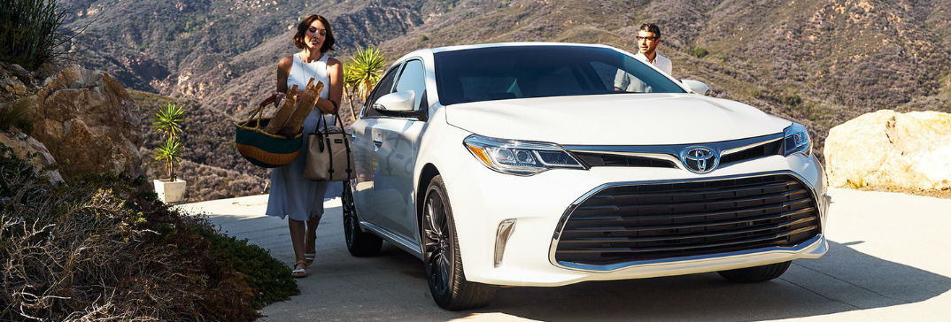 What 39 S New With The 2017 Toyota Avalon
