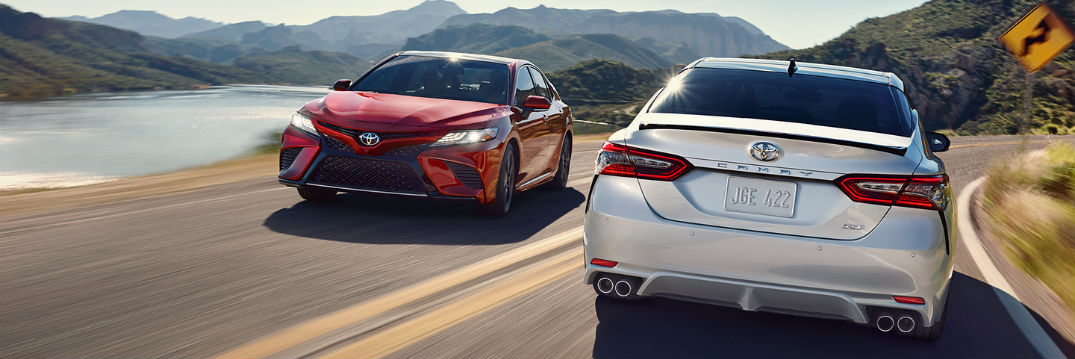 2018 Toyota Camry Roxette and Suzi Quatro songs in commercials