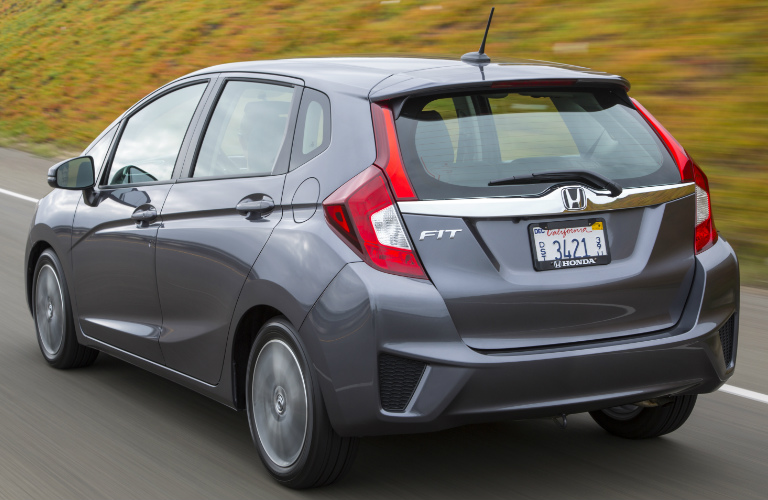 2017 honda fit trims pricing and fuel economy ratings. Black Bedroom Furniture Sets. Home Design Ideas