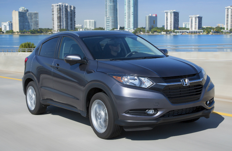 2017 honda hr v trims pricing and features for Chicago area honda dealers