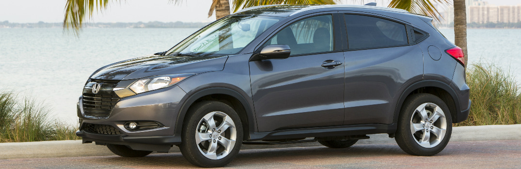 2017 honda hr v trims pricing and features