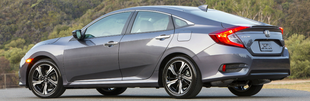2017 honda civic sedan coupe trims pricing release date. Black Bedroom Furniture Sets. Home Design Ideas