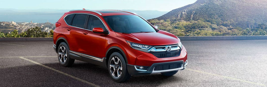 2017 honda cr v suv price and performance features. Black Bedroom Furniture Sets. Home Design Ideas