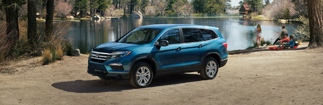 How Many Passengers does the 2017 Honda Pilot Seat?