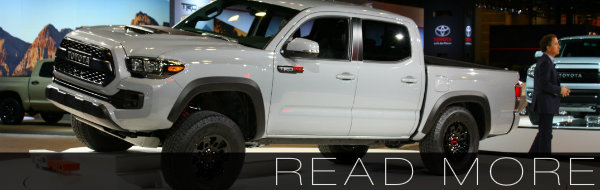 What Does Trd Stand For >> 2017 Toyota Tacoma TRD Pro release date