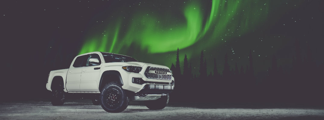 What Does Trd Stand For >> Top Five Images of the 2017 Toyota Tacoma TRD Pro