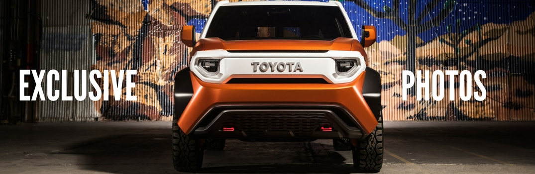 Toyota FT-4X Concept Photo Gallery