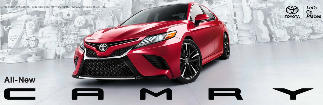 What Song is in the New 2018 Toyota Camry Commercial?