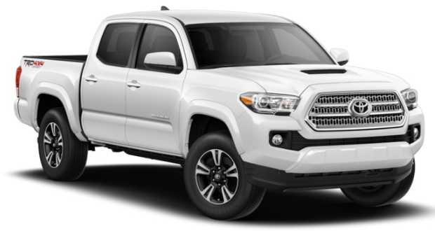 2017 toyota tacoma available exterior paint color options - 2017 toyota tacoma exterior colors ...