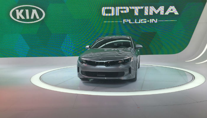 2017 kia optima plug in hybrid features and specs. Black Bedroom Furniture Sets. Home Design Ideas
