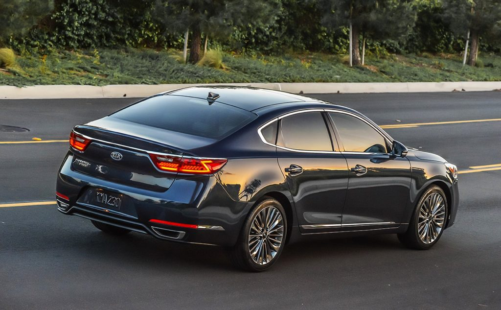 2017 kia cadenza release details and benefits. Black Bedroom Furniture Sets. Home Design Ideas