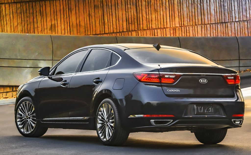 Kia Fort Myers >> 2017 Kia Cadenza Release Details and Benefits