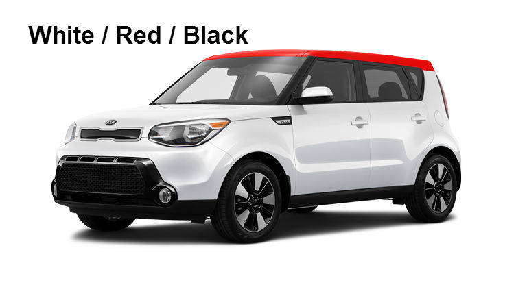 532ee7190fe0 2016 Kia Soul Exterior and Interior Color Options