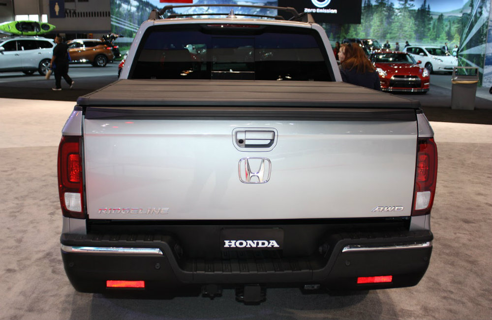 Chicago honda ridgeline truck for Chicago honda dealers