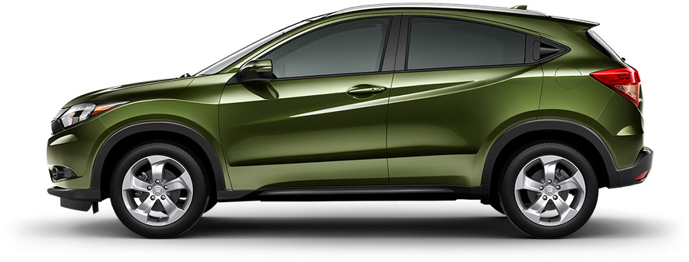 2016 honda hr v color options