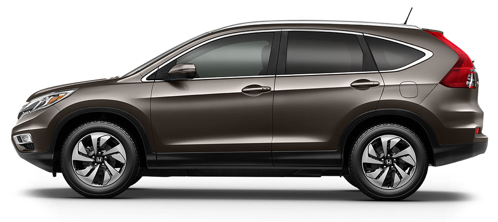 2016 Honda CR-V color options