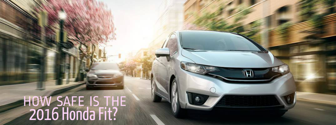 2016 Honda Fit safety features_o