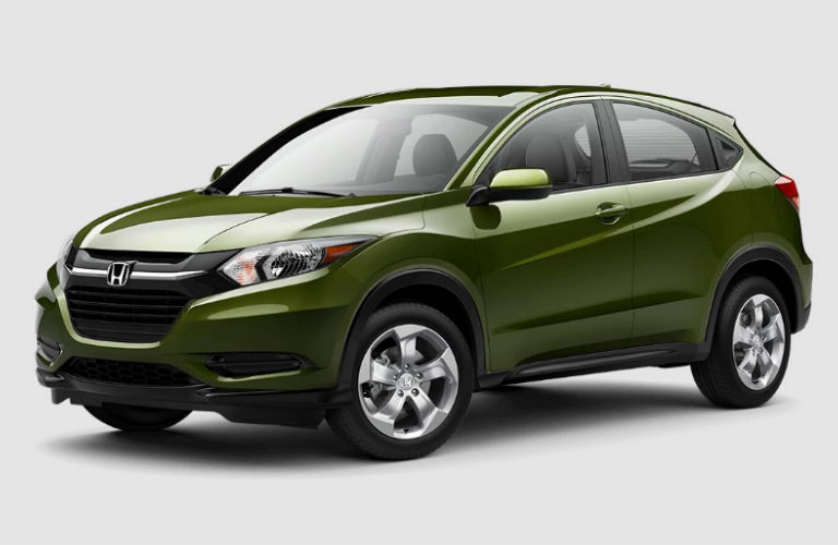 2017 Honda HR-V Color Options