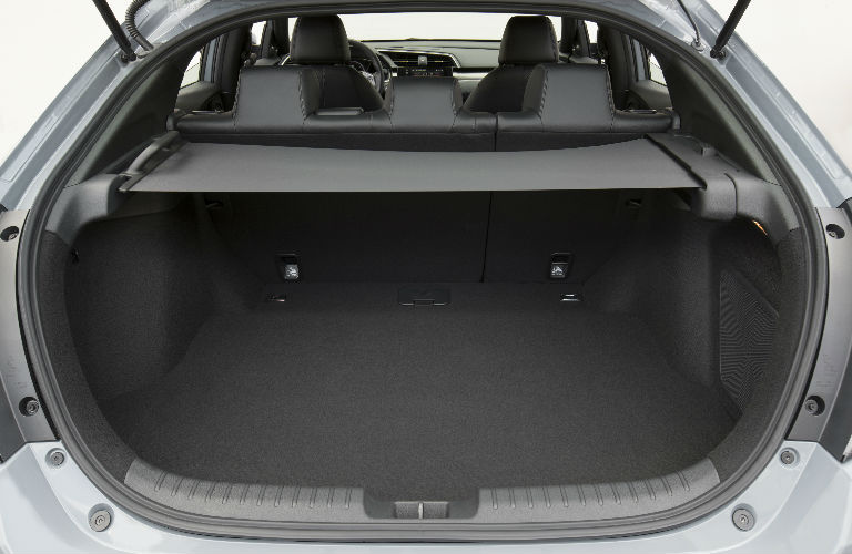 Civic Hatchback Cargo Space