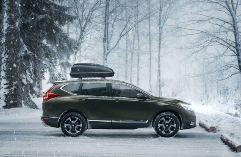 Honda Cr V 2017 Release Date And Changes