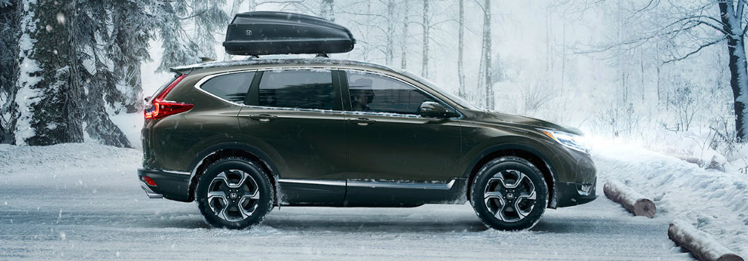 2017 Honda CR-V Safety Features and Systems