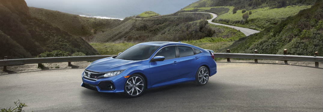 2017 Honda Civic Si Engine and Performance Features