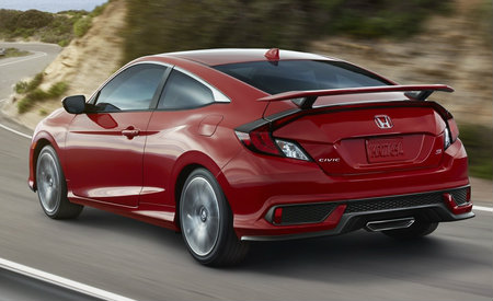2017 honda civic si engine and performance features. Black Bedroom Furniture Sets. Home Design Ideas