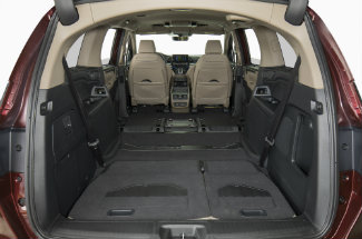 2018 Honda Odyssey Entertainment Features