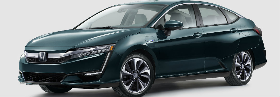 What are the models in the Honda Clarity lineup