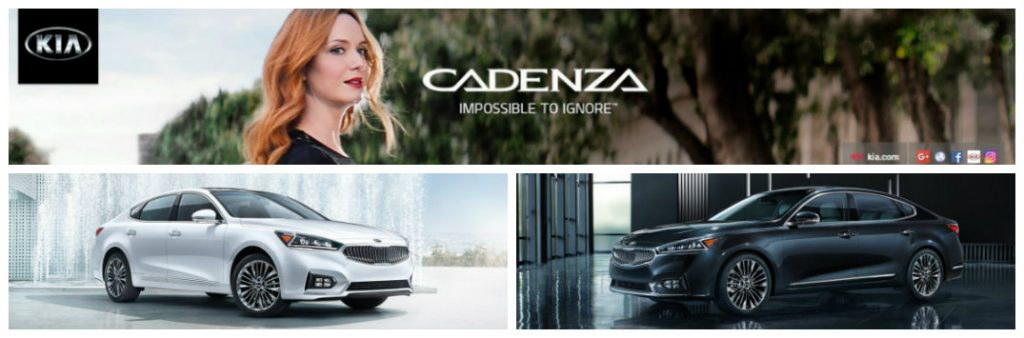 2017 Kia Cadenza Awards Features and Christina Hendricks ...