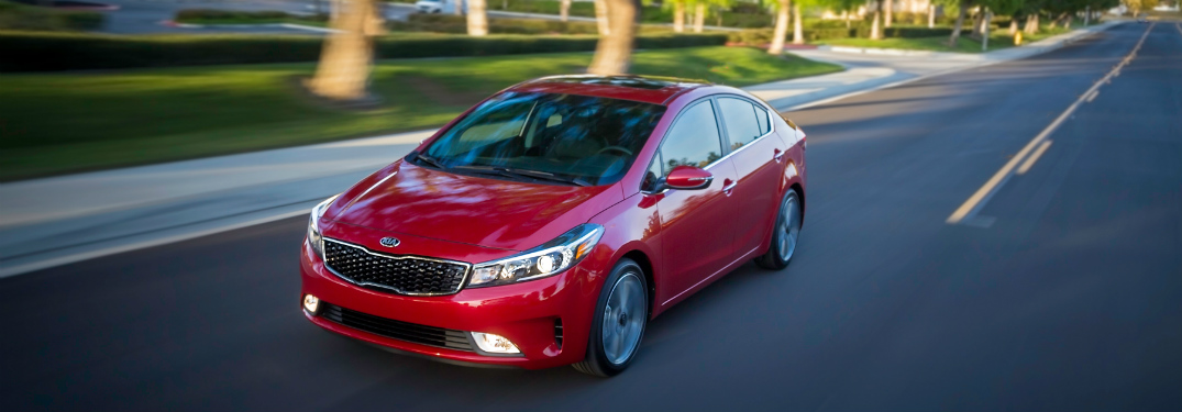 2017 Kia Forte Safety Rating and Features