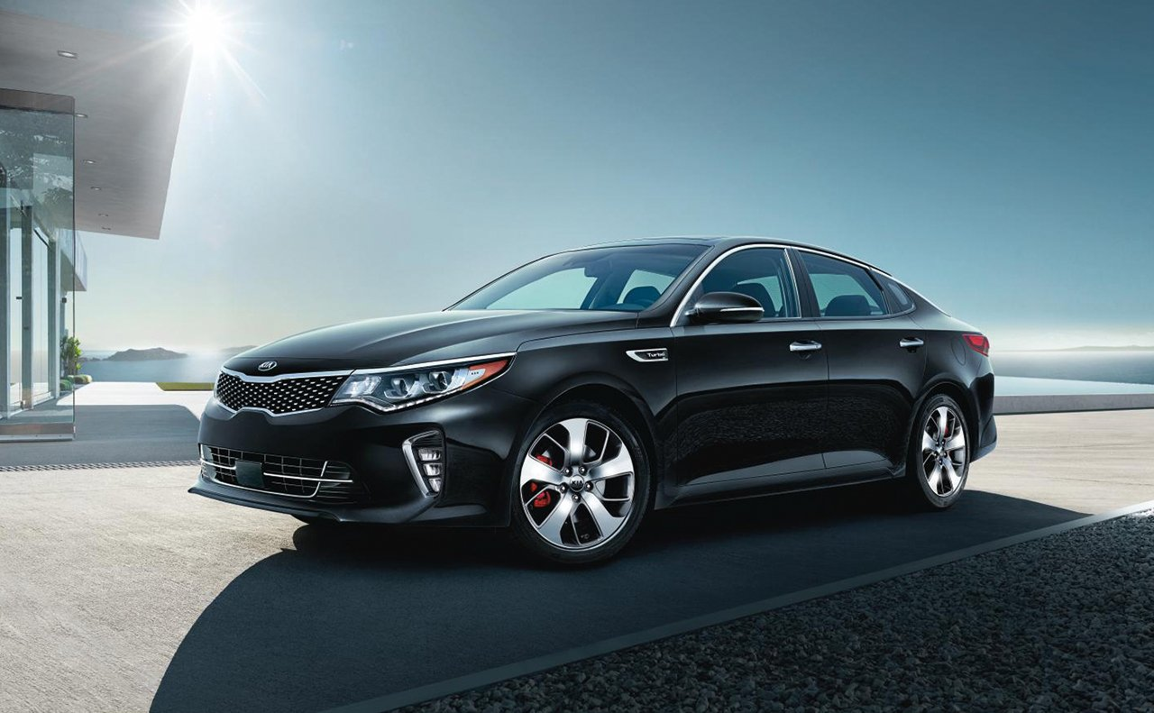 A closer look at the 2018 kia optima