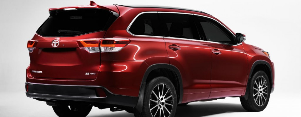 Official 2017 Toyota Highlander Release Date And Design