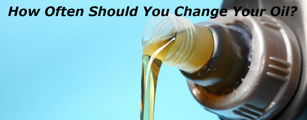 how often to change synthetic oil in a 2014 toyota tacoma