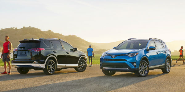 What Are the 2016 Toyota RAV4 Trim Levels and Prices?