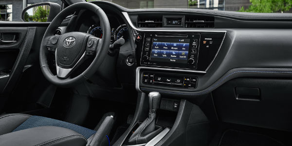 What are the 2017 toyota corolla trim levels and features - Toyota corolla 2017 interior colors ...