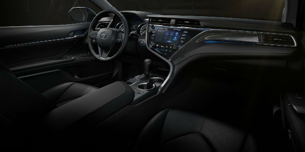 Gallery Of 2018 Toyota Camry Interior And Exterior Images