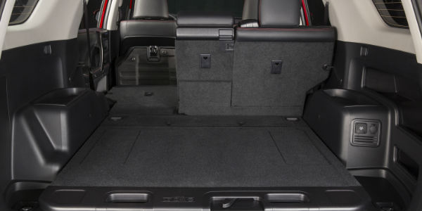 How Much Cargo Space is in the 2017 Toyota 4Runner?