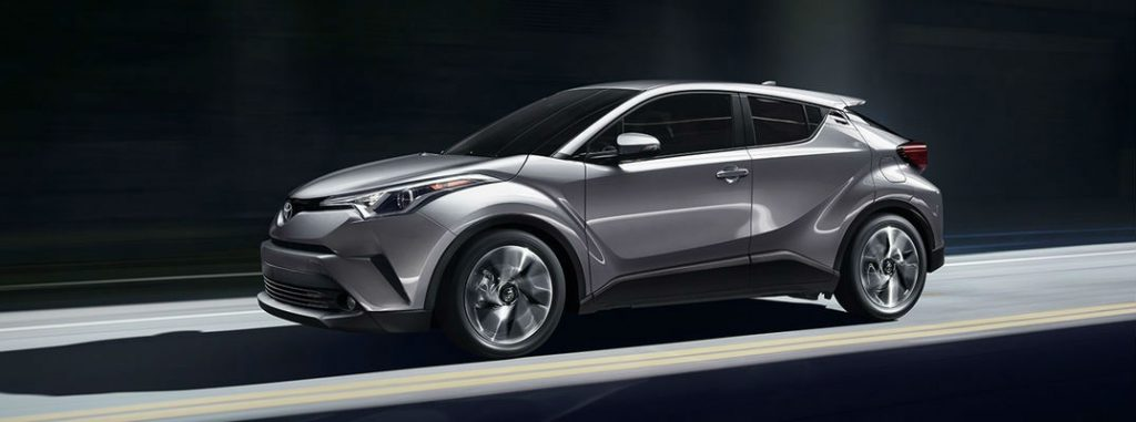 Toyota Rav4 Le Vs Xle >> What Are the Differences Between the Toyota C-HR XLE and ...