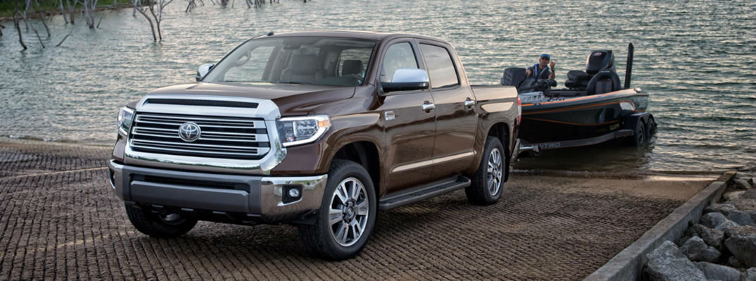 Official 2018 Toyota Tundra TRD Sport Release Date and Specs